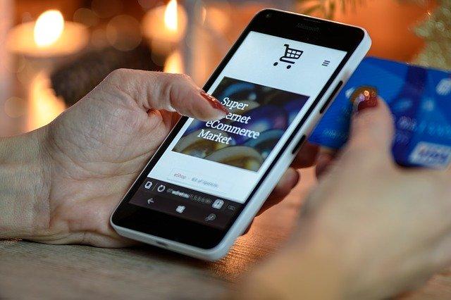 Die virtuelle Kreditkarte wurde für das problemlose Bezahlen beim Online-Shopping entwickelt